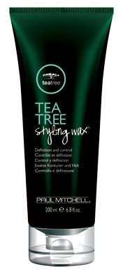 Tea Tree Styling Wax - 75ml