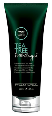 Tea Tree Firm Hold Gel - 200ml
