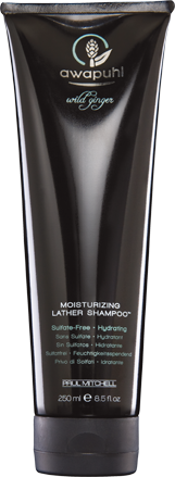 Awapuhi Moisturizing Lather Shampoo - 250ml