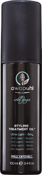 Awapuhi Styling Treatment Oil - 100ml