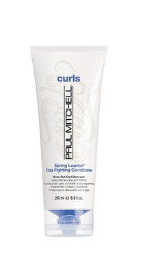 Spring Loaded Frizz-Fighting Conditioner - 200ml